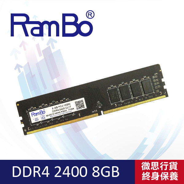 RamBo Long DIMM DDR4-2400
